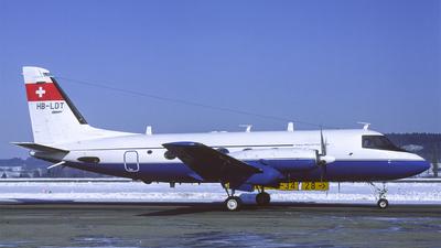 HB-LDT - Grumman G-159 Gulfstream G-I - Switzerland - Bundesamt für Zivilluftfahrt (Federal Office of Civil Aviation)