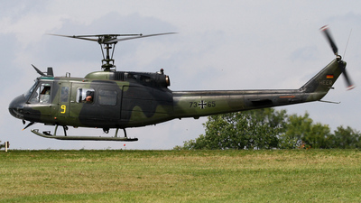 73-65 - Bell UH-1D Iroquois - Germany - Army