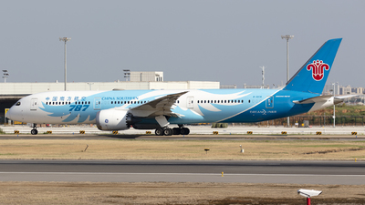 A picture of B20C6 - Boeing 7879 Dreamliner - China Southern Airlines - © Eric Wang