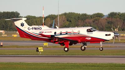 C-FMAO - Pilatus PC-12/47E - Airmédic