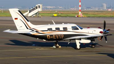 D-EVTP - Piper PA-46-500TP Malibu Meridian - Private