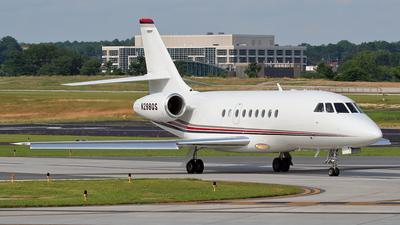 N298QS - Dassault Falcon 2000EX - NetJets Aviation