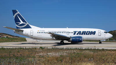 A picture of YRBGD - Boeing 73738J - Tarom - © Dave Potter