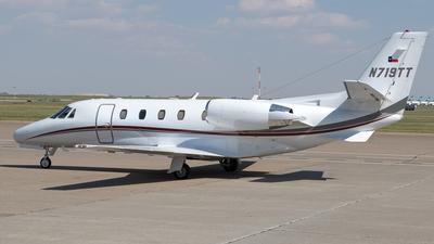 N719TT - Cessna 560XL Citation XLS - Private