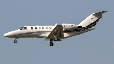 VT-BIP - Cessna 525A CitationJet CJ2 - Private