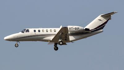 VT-BIP - Cessna 525A CitationJet CJ2 - Private