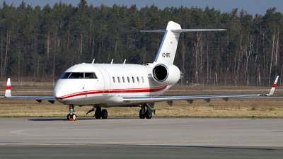 VQ-BRZ - Bombardier CL-600-2B16 Challenger 604 - Private
