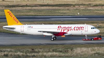 F-WWBD - Airbus A320-251N - Pegasus Airlines