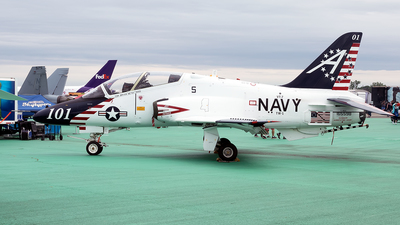 165598 - Boeing T-45C Goshawk - United States - US Navy (USN)