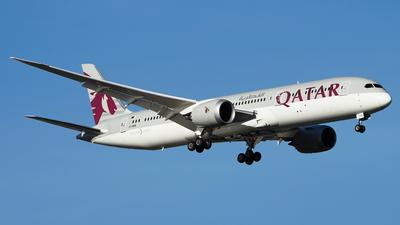 A7-BHB - Boeing 787-9 Dreamliner - Qatar Airways