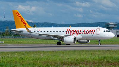 TC-NCT - Airbus A320-251N - Pegasus Airlines