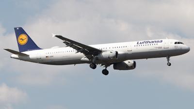 D-AIRC - Airbus A321-131 - Lufthansa