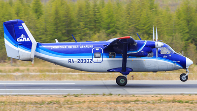 RA-28902 - Antonov An-28 - Siberian Light Aviation (SiLA)