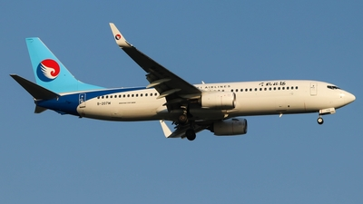 B-207W - Boeing 737-8LW - Hebei Airlines