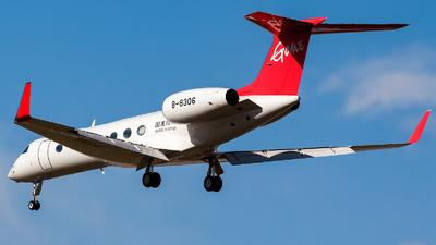 B-8306 - Gulfstream G550 - Private