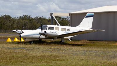 VH-MRY - Piper PA-34-220T Seneca III - Central Highlands Air Transport