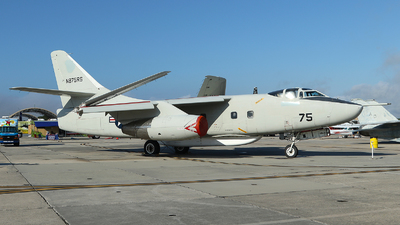 N875RS - Douglas EA-3B Skywarrior - Raytheon Aircraft