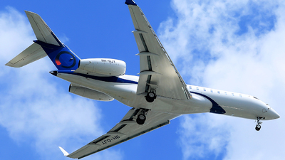 9H-OJT - Bombardier BD-700-1A10 Global 6000 - Elitavia Malta