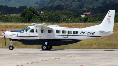 PK-BVG - Cessna 208B Grand Caravan - Susi Air