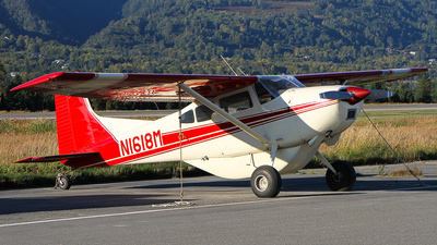 A picture of N1618M - Cessna A185E - [18501834] - © C. v. Grinsven