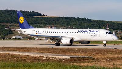D-AECC - Embraer 190-100LR - Lufthansa Regional (CityLine)