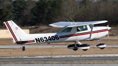N63406 - Cessna 150M - Private
