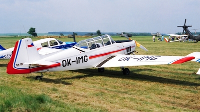 OK-IMG - Zlin Z-126 Trenér 2 - Private