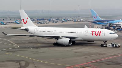 G-VYGM - Airbus A330-243 - TUI (Air Tanker)