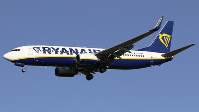 EI-DPP - Boeing 737-8AS - Ryanair