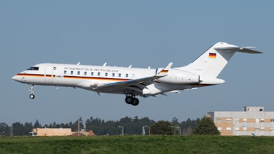 14-02 - Bombardier BD-700-1A11 Global 5000 - Germany - Air Force