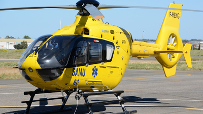 F-HENG - Airbus Helicopters EC135 P2+ - Inaer