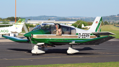 D-EEPF - Robin DR400/180 Régent - Flugsportclub Aschaffenburg-Großostheim