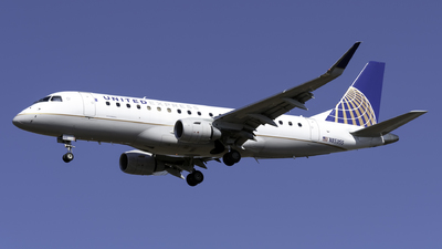 A picture of N85355 - Embraer E175LR - United Airlines - © Kerrigan_Aviation_NJ