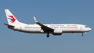 B-6145 - Boeing 737-89P - China Eastern Airlines