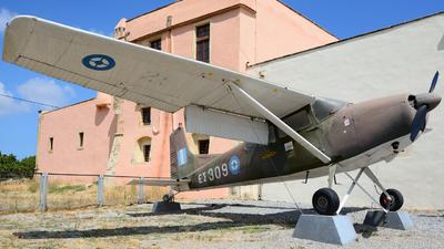ES309 - Cessna U-17 - Greece - Army