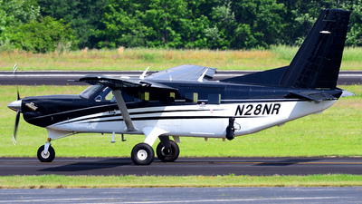 A picture of N28NR - Quest Kodiak 100 - [1000024] - © Agustin Anaya