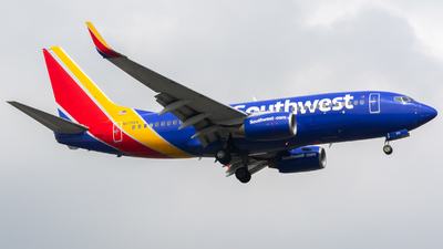 N771SA - Boeing 737-7H4 - Southwest Airlines