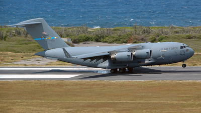 07-7170 - Boeing C-17A Globemaster III - United States - US Air Force (USAF)