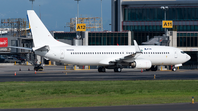 N858AM - Boeing 737-8Q8 - Untitled