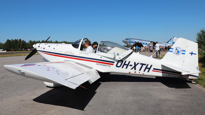 OH-XTH - Vans RV-6 - Private