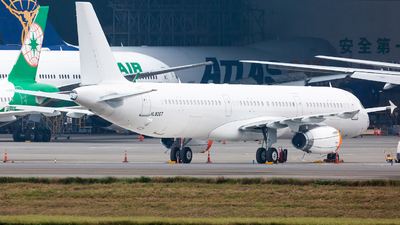 HL8267 - Airbus A321-231 - Untitled