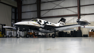 A picture of N17AM - Cessna 414 - [4140524] - ©  JC