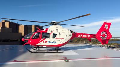 N511UW - Airbus Helicopters H135 P2+ - Metro International