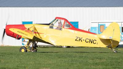 ZK-CNC - Piper PA-25-235 Pawnee D - Private