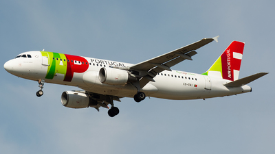 CS-TNI - Airbus A320-214 - TAP Air Portugal