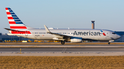 A picture of N960NN - Boeing 737823 - American Airlines - © Kevin Cargo