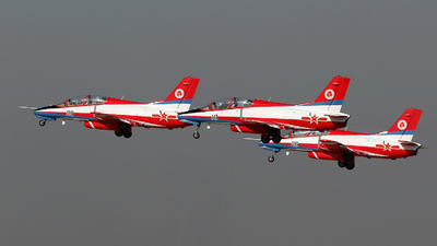 06 - Hongdu JL-8 - China - Air Force