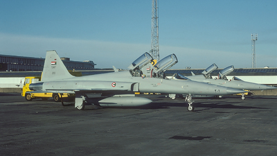 201 - Northrop F-5F Tiger II - Sudan - Air Force