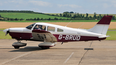 G-BRUD - Piper PA-28-181 Archer II - Private