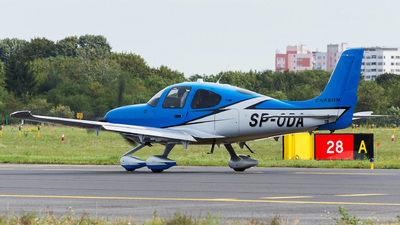 SP-ODA - Cirrus SR22T-GTS Carbon - Private